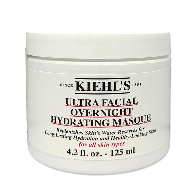 Kiehls契爾氏 特級保濕玻尿酸晚安面膜125ml
