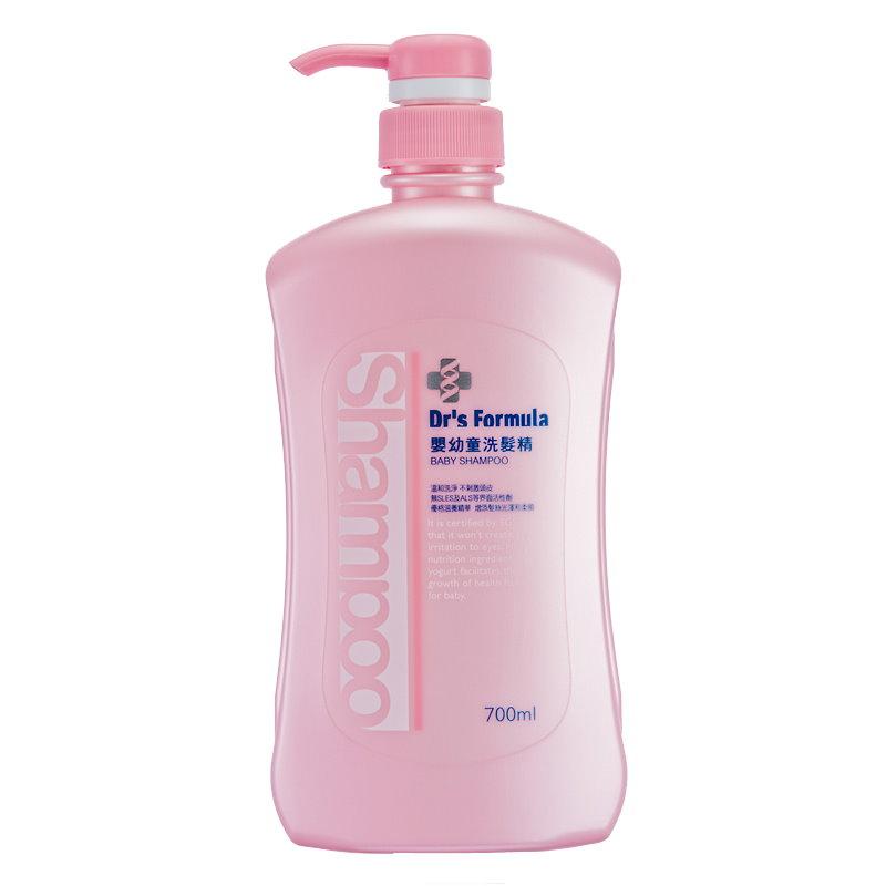 【台塑生醫】Dr's F0rmula嬰幼童洗髮精700mlx3瓶
