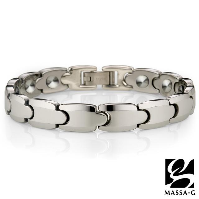 DECO X MASSA-G《純銀工藝》頂級鎢鋼手環