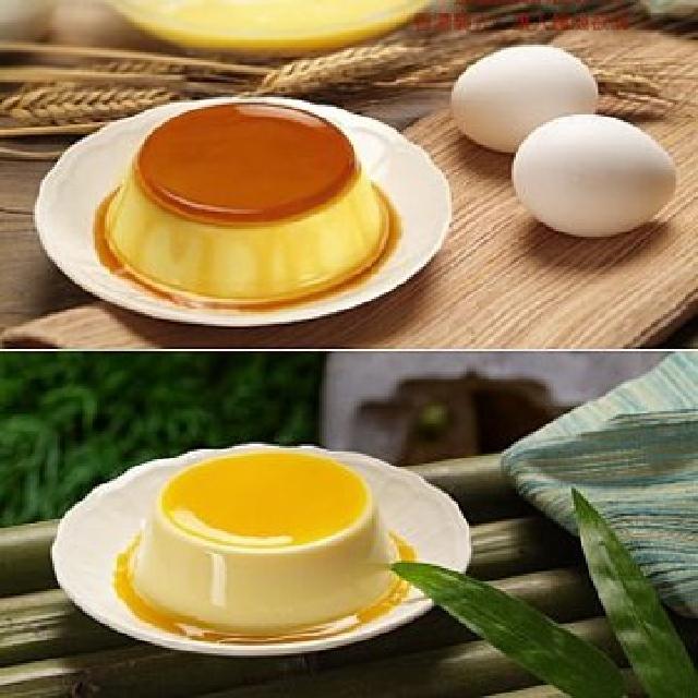 【依蕾特】鮮奶布丁(8入)+芒果奶酪(8入),共16杯(含運)