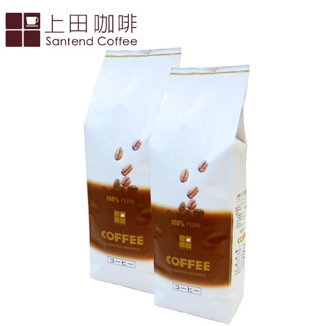 【上田】綜合熱咖啡(一磅) 450g-兩入裝-