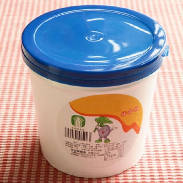 吉安鄉農會 巧克力冰淇淋(1公升x4盒)