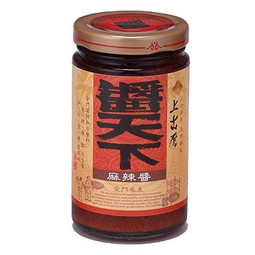 《聖祖食品》上古厝麻辣醬(220g)