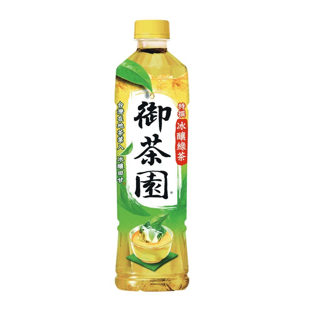 御茶園 特撰冰釀綠茶550ml(24入/箱)