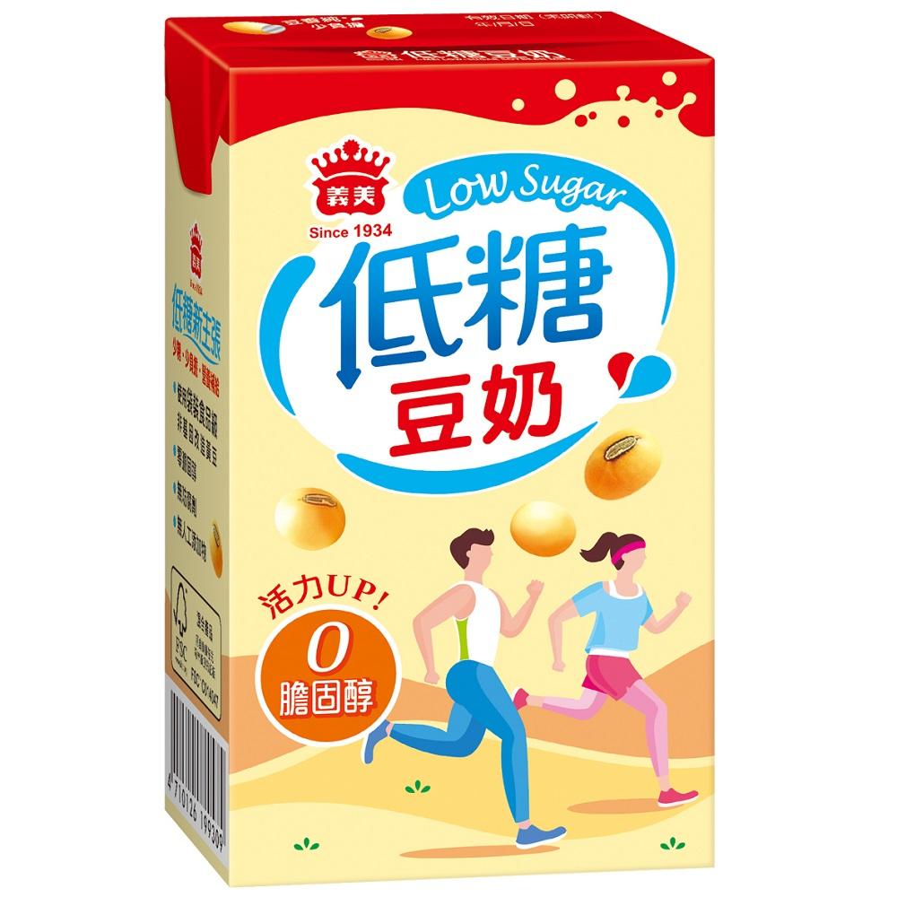 義美 低糖豆奶 250ml(24入/箱)
