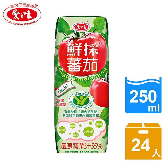 2019中元節順便買泡麵零食 【愛之味】Oligo鮮採蕃茄汁 無菌保鮮包