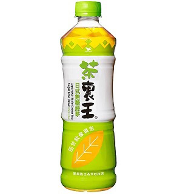 茶裏王 日式綠茶600c.c(24入/箱)