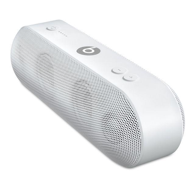 Beats Pill+ 立體聲藍牙揚聲器-白