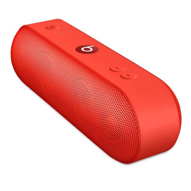 Beats Pill+ 立體聲藍牙揚聲器-紅