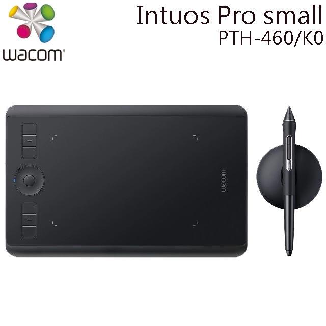 Wacom Intuos Pro small 專業觸控繪圖板(PTH-460/k0)