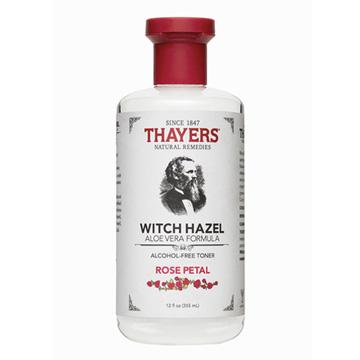 美國Thayers化妝水(玫瑰)355ml