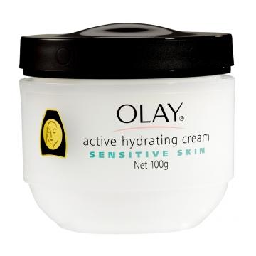 歐蕾 OLAY 滋潤保濕霜(敏感性肌膚專用)100g /瓶