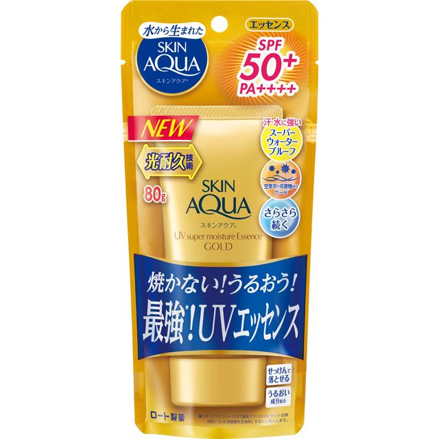 曼秀雷敦 水潤肌超保濕極效水感防曬精華 80g
