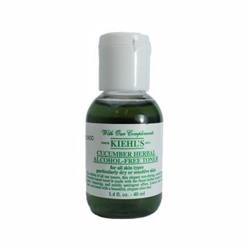 KIEHL'S契爾氏 小黃瓜植物精華化妝水 40ml