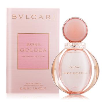 BVLGARI 寶格麗 Rose Goldea 玫瑰金漾女性淡香精(50ml)-國際航空版
