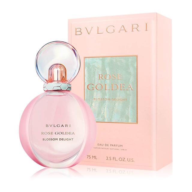 BVLGARI 寶格麗 歡沁玫香女性淡香精 Rose Goldea Blossom Delight(75ml)