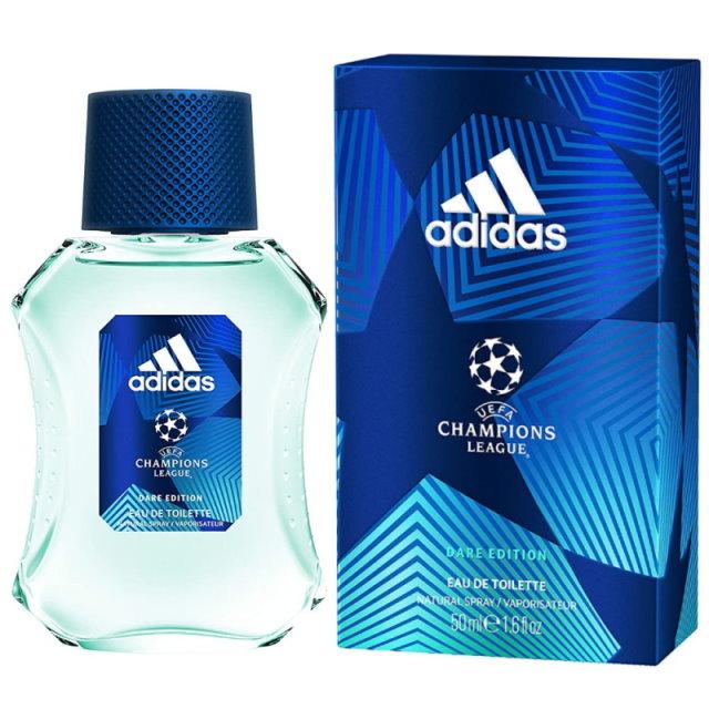 《ADIDAS愛迪達》歐洲冠軍聯賽-挑戰版男性香水Champions League Dare Editon(100ML)