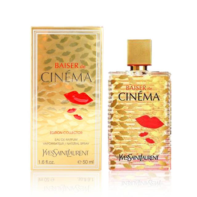 YSL聖羅蘭 Baiser de Cinema影院之吻女性淡香精 50ml