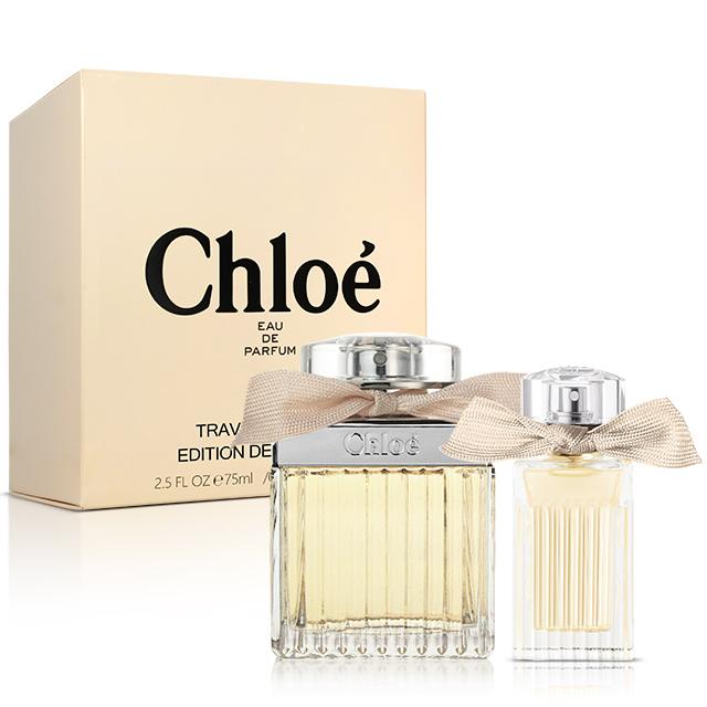 Chloe 同名淡香精禮盒
