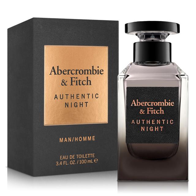 Abercrombie & Fitch 真我夜色男性淡香水(100ml)