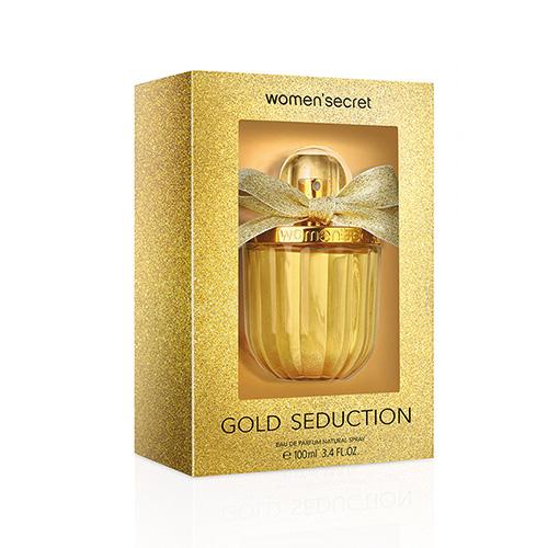 WOMENSECRET GOLD SEDUCTION金繽閃耀女性淡香精100ml
