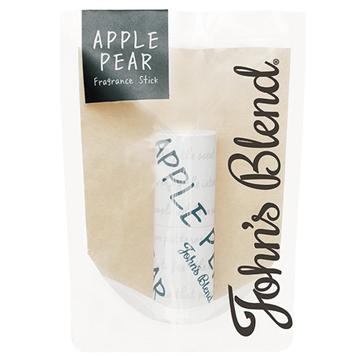 【日本 John's Blend】香水 香水棒 香氛 芳香 3.5g -蘋果梨