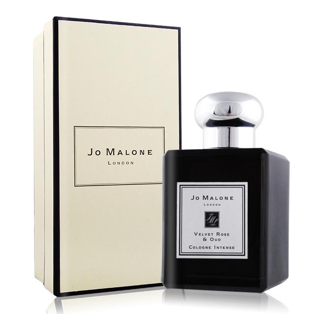 Jo Malone 絲絨玫瑰與烏木芳醇古龍水(50ml)[附外盒]-香水航空版