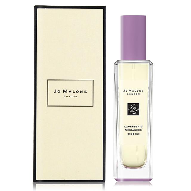 Jo Malone 薰衣草與芫荽香水 Lavender & Coriander Cologne(30ml)-國際航空版