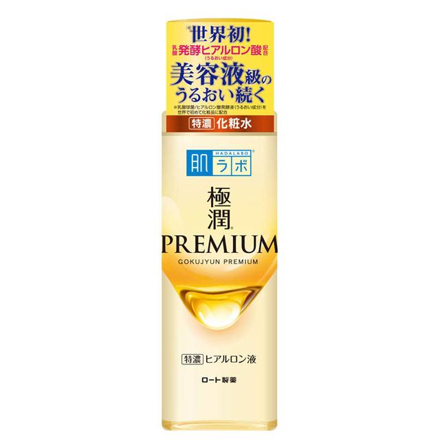 日本ROHTO極潤特濃保濕化妝水170ml