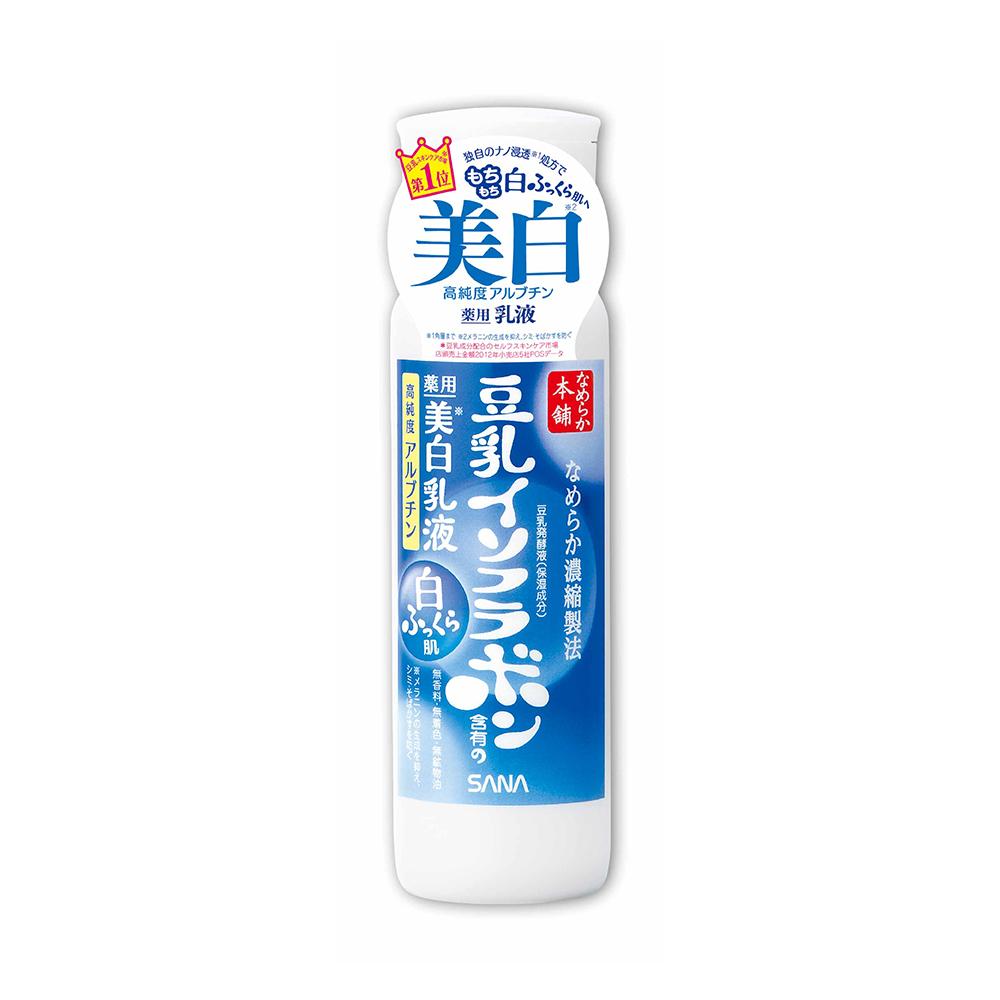 SANA豆乳美白保濕乳液150mL