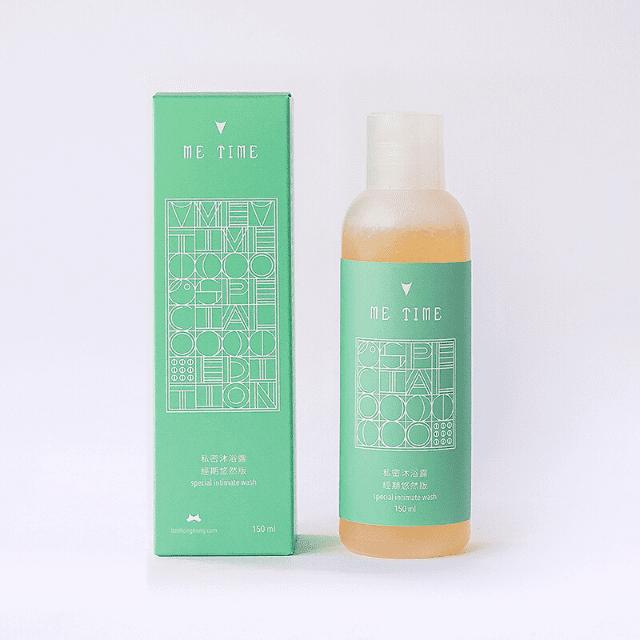 綠藤生機Greenvines ME TIME 私密沐浴露 經期悠然版 150 ml