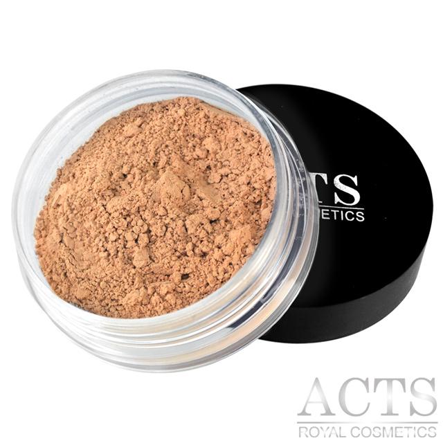 ACTS 維詩彩妝 透氣定妝蜜粉 09健康小麥膚 男妝適用