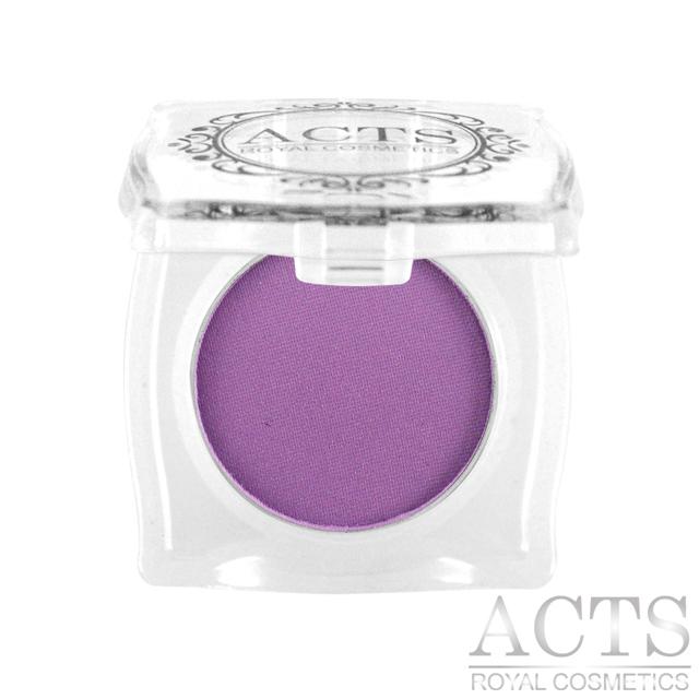 ACTS維詩彩妝 霧面純色眼影 深玫紫5308(2.3g)