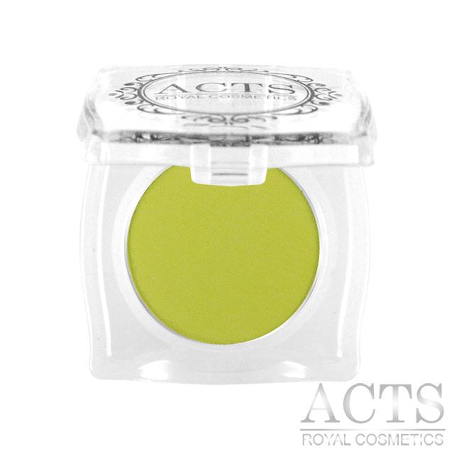 ACTS維詩彩妝 霧面純色眼影 秋香綠A309(2.3g)