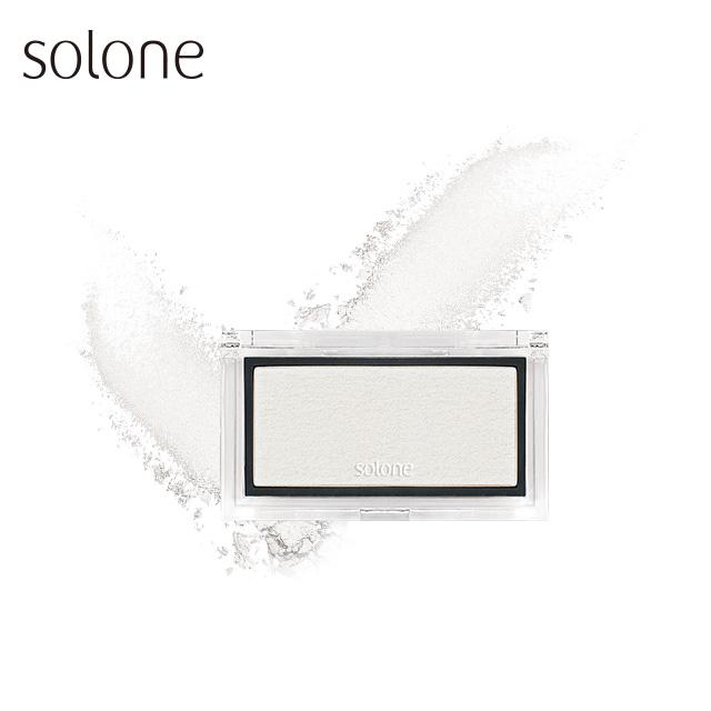 Solone 女神光打亮餅 2.5g #01珍珠白