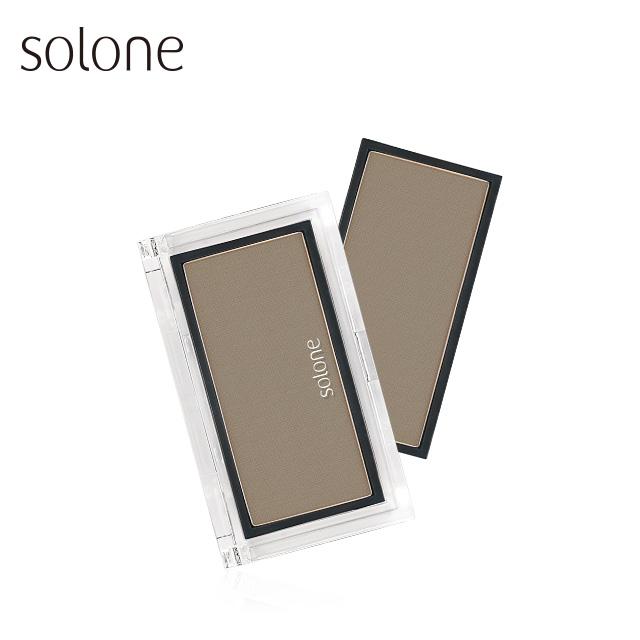 Solone 神隱修容餅 2.5g #03暖褐色
