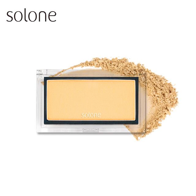 Solone 蘋果肌紅潤腮紅 2.5g #12熟成甜檸