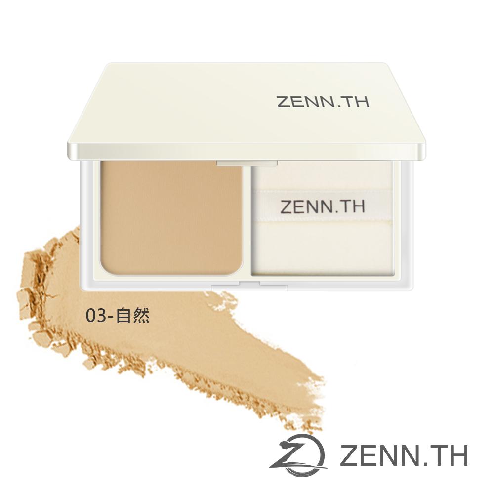 ZENN.TH茲恩簡單蜜粉餅03-自然 10g