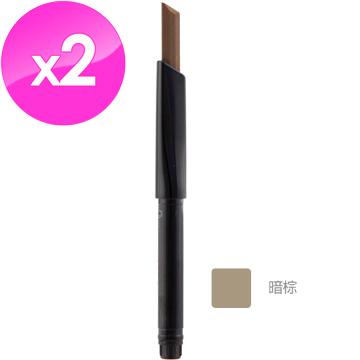 《Shu Uemura 植村秀》自動武士刀眉筆(筆蕊) 暗棕0.3g*2