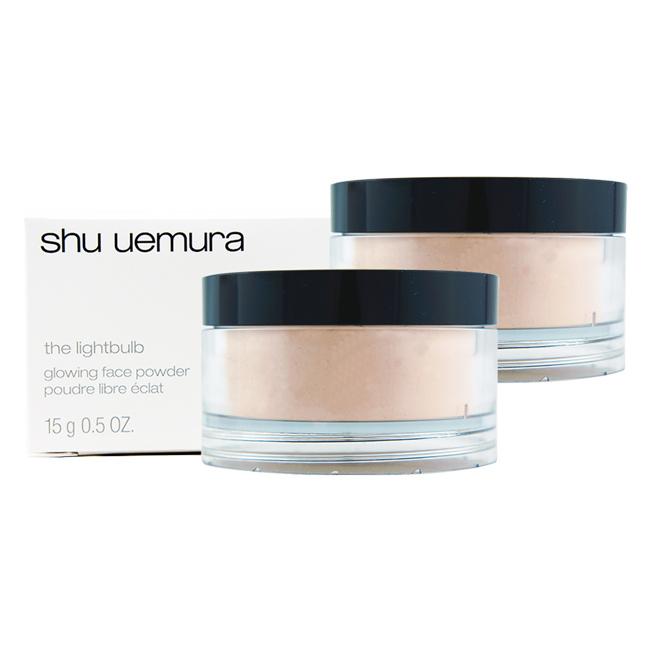 《Shu Uemura 植村秀》the lightbulb鑽石光蜜粉15g*2