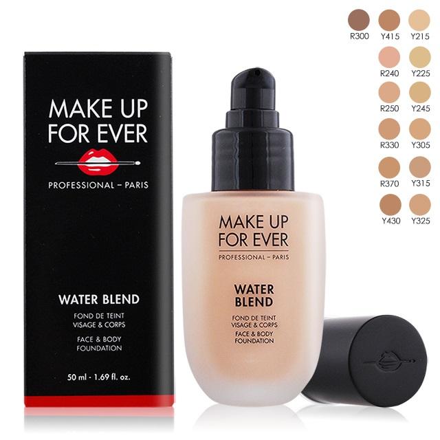 MAKE UP FOR EVER 恆久親膚雙用水粉霜(50ml)#Y325-期效202112