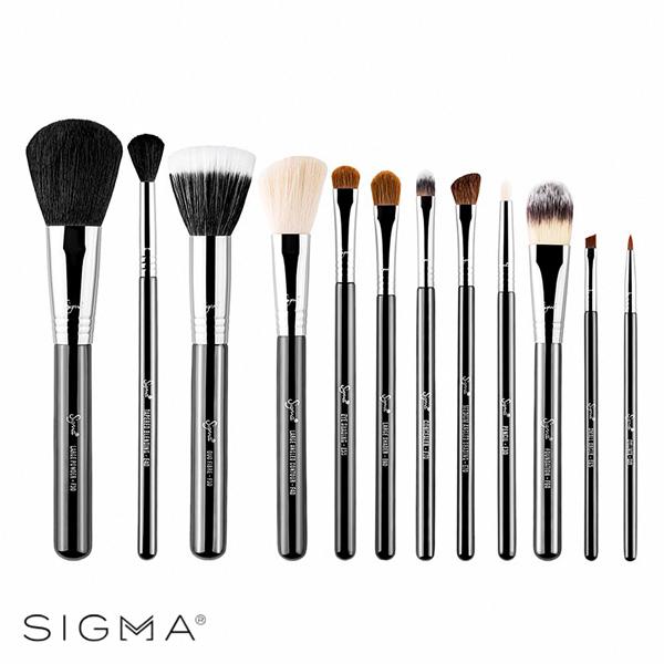 【Sigma】刷具12件組 Essential Brush Kit
