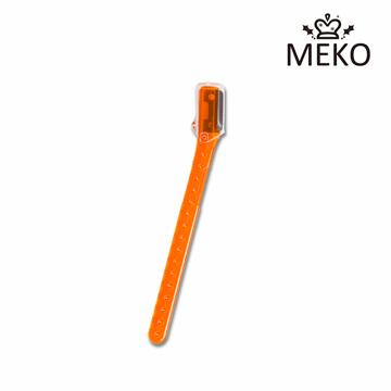 MEKO 短泡泡修眉刀(1入)E-034