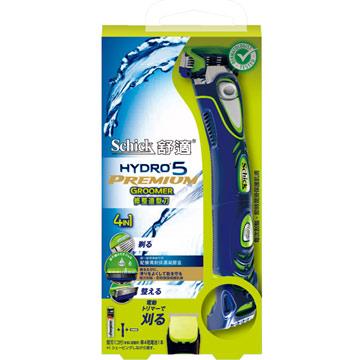 舒適水次元5 PREMIUM 修整造型刮鬍刀