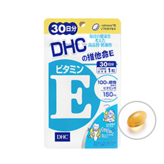 《DHC》 維他命 E(30日份/30粒)