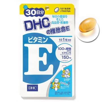 《DHC》 維他命 E(30日份/30粒)(四入組)