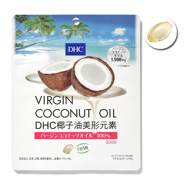 《DHC》椰子油美形元素(30日份/150粒) (二入組)