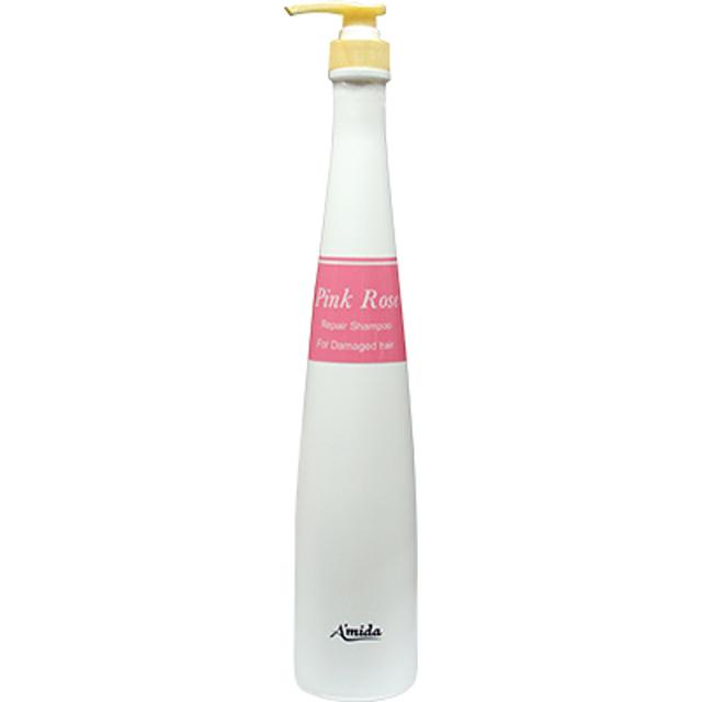《AMIDA 阿蜜達》粉玫瑰洗髮精1000ml