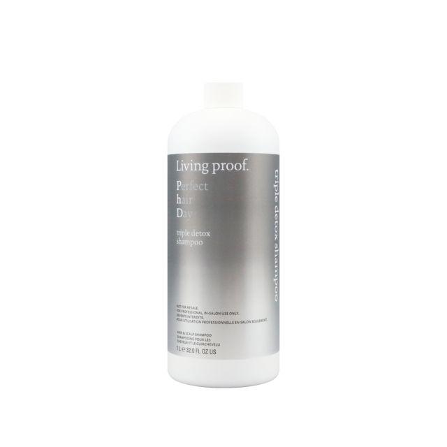 Living Proof Triple Detox Shampoo 圓滿9號大掃除洗髮精1000ml