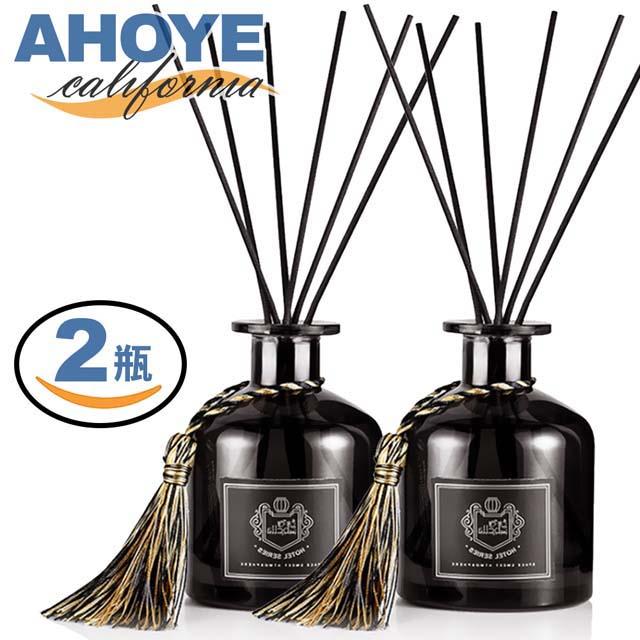【Ahoye】英梨&小蒼蘭 室內擴香瓶 50mL 2瓶入 香氛